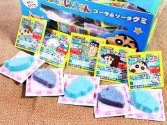クレヨンしんちゃん コーラ&ソーダ グミ 【単価¥704】1入