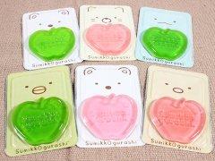 すみっコぐらし グミキャンディ(赤リンゴ・青リンゴ) 【単価¥796】1入
