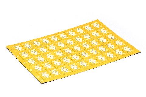 くじ紙オレンジ1−50 【単価¥21】100入