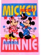 【お買い得】綿菓子袋(ロップ) ミッキー&ミニー ピンク  100入【単価¥15】ピンク100入