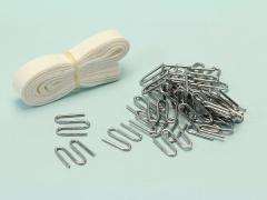 つり針・つり紙セット(針30本・紙100枚)【単価¥140】1入