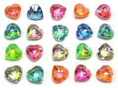 ジュエルアイスネオン ダイヤモンドハート (62680) 【単価¥1500】1入 お20
