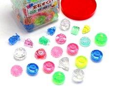 アクリルアイス 宝石すくい フルーツ&ファンシー 【単価¥1760】1入