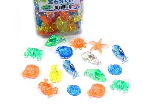 アクリルアイス  宝石すくい 海のいきもの 【単価¥1760】1入 か23