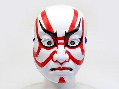 民芸品お面 筋隈(パッケージ入り) 【単価¥620】1入  2OM1−6