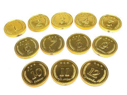 クラッシュアイス コインメッキゴールド 506−555 【単価¥1500】1入