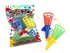 ピンポンバスケットラリー 【単価¥58】12入