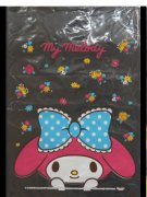 綿菓子袋(ロップ) マイメロディ 顔 透明 【単価¥30】100入