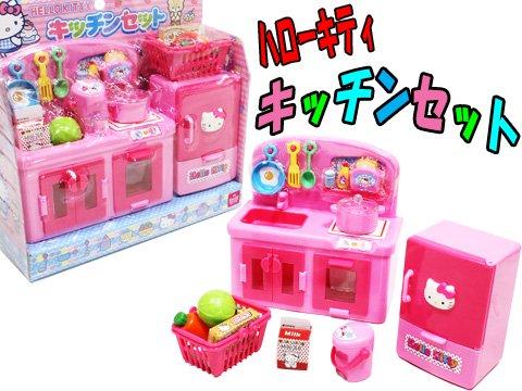 ハローキティ キッチンセット 【単価¥759】1入