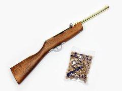 射的銃ショート ゴールド (コルク100付) 【単価¥17000】1入 ▼取寄商品  2BY1−1
