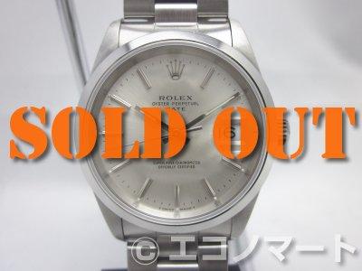 size 40 11f87 6238e ROLEX ロレックス オイスターパーペチュアル デイトジャスト 15200 L番 - ブランドリユース エコノマート |  中古・ブランド、時計、バッグの販売