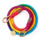 Found My Animal - アジャスタブルリーシュ(プリズム) Prismatic Rope Dog Leash, Adjustable ファウンド マイ アニマル