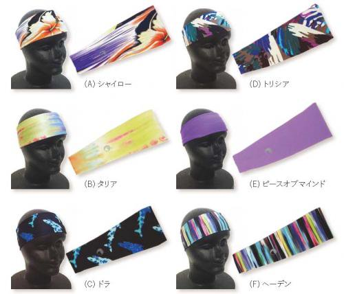 LIVING ONELOVE HEAD BAND 3 (ヘッドバンド)