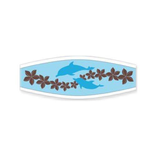 イルカ ブルー