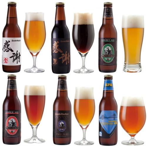 【 感謝ビール入クラフトビール6種6本飲...