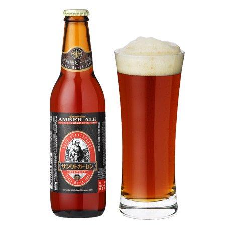 パワフルな琥珀色ビール【アンバーエール】しっかりコク、しっかり苦味