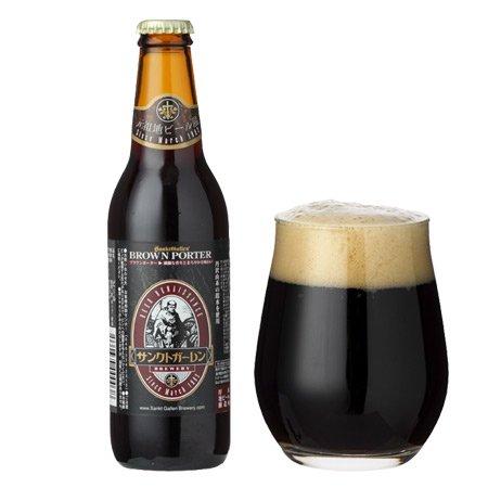 アジアNo1【ブラウンポーター】優しく柔らか、中毒性を秘めた黒ビール