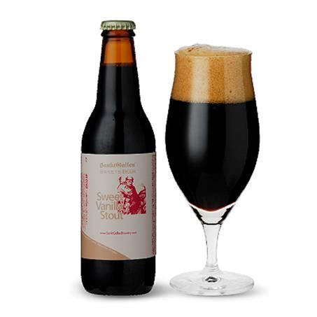 後味がバニラチョコ 【スイートバニラスタウト】 濃厚、甘美な黒ビール