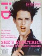 i-D MAGAZINE No.147 December 1995