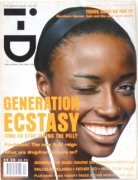 i-D MAGAZINE No.151 April 1996