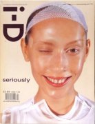 i-D MAGAZINE No.185 April 1999