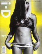 i-D MAGAZINE No.196 April 2000