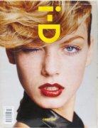 i-D MAGAZINE No.202 October 2000