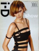 i-D MAGAZINE No.208 April 2001