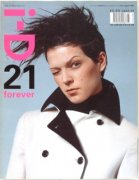 i-D MAGAZINE No.212 August 2001
