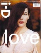 i-D MAGAZINE No.216 December 2001/January 2002