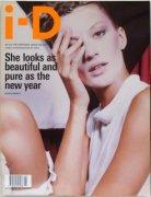 i-D MAGAZINE No.217 February 2002