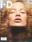 i-D MAGAZINE No.218 March 2002