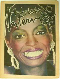 Interview magazine November 1976