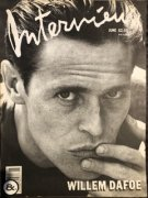 Andy Warhol's Interview magazine June 1988