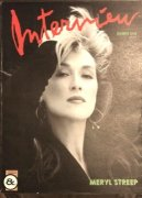 Andy Warhol's Interview magazine December 1988