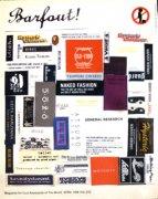 Barfout! volume32 4月号 1998