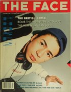 THE FACE UK(magazine) October 1988 Vol.2 No.1