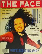 THE FACE UK(magazine) November 1988 Vol.2 No.2