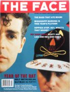 THE FACE UK(magazine) March 1989 Vol.2 No.6