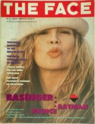 THE FACE UK(magazine) August 1989 Vol.2 No.11