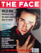 THE FACE UK(magazine) August 1990 Vol.2 No.23