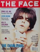THE FACE magazine UK October 1990 Vol.2 No.25