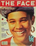THE FACE magazine(UK) November 1990 Vol.2 No.26