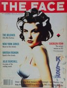 THE FACE magazine(UK) December 1990 Vol.2 No.27