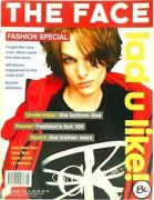 THE FACE magazine(UK) August 1995 Vol.2 No.83