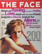THE FACE magazine(UK) January 1997 Vol.2 No.100