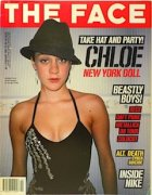 THE FACE magazine(UK) February 1997 Vol.3 No.1