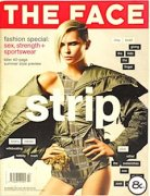 THE FACE magazine(UK) March 2001 Vol.3 No.50