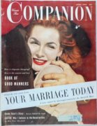 Woman's Home Companion 1956年4月号
