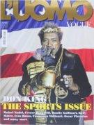L'UOMO VOGUE  2010年 11月号